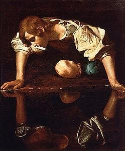 300px-Narcissus-Caravaggio_(1594-96).jpg