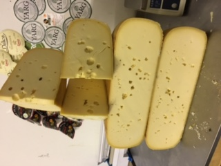 Big Wheel Cheese