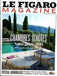 Figaro Magazine 2013