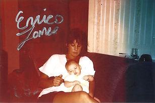Enrico James Baby Popi