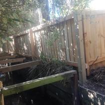1.2m Single Overlap Fence
