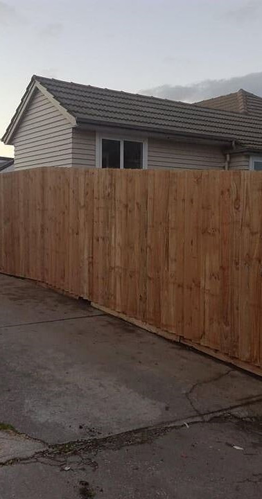 Replace 1.2m High Fence with 1.8m High Fence