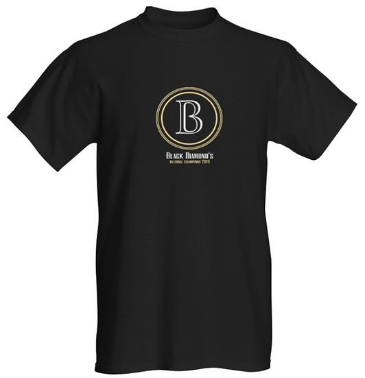 Edition | B | National Champions 2k19 shirt