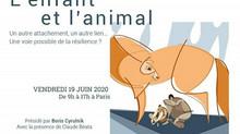 Colloque: L'enfant et l'animal, un autre attachement, un autre lien... une voie possible de