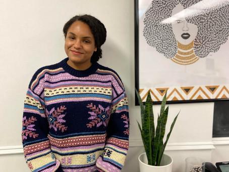Anona Community: Meet Charysse Griffith-Rowley