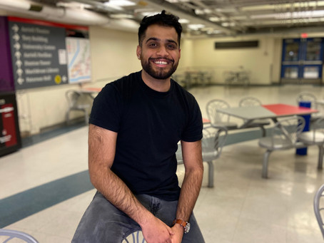 Anona Community: Meet Priymedh Kulkarni