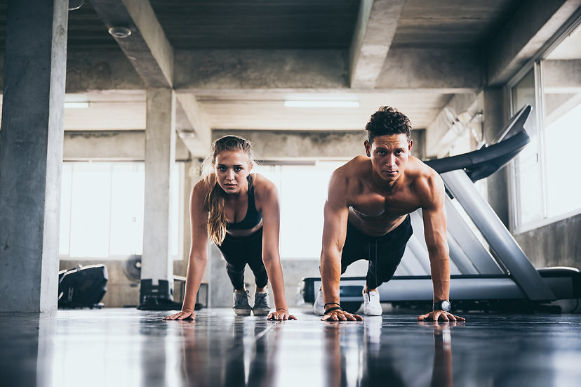 Personal Training (12 Sessions)