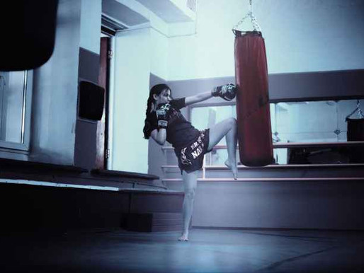 Girl's Guide to Kickboxing