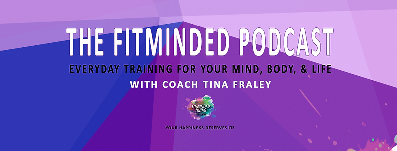 The FitMinded Podcast banner