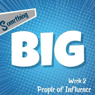 Something BIG | Week 2