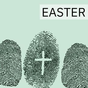Fingerprints Generosity Week 1: Easter