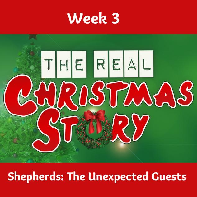 Ridge Kids Online   The Real Christmas Story Week 3