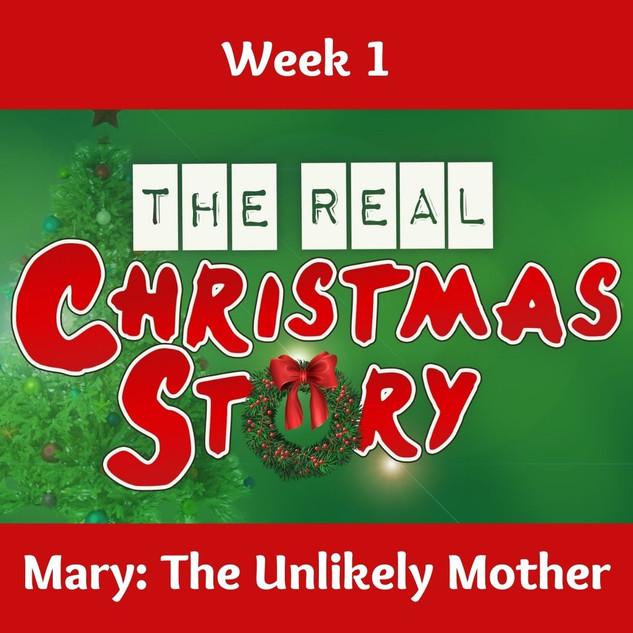 Ridge Kids Online   The Real Christmas Story Week 1