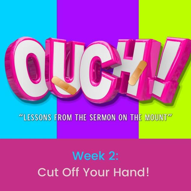 Ridge Kids Online   Ouch! Week 2