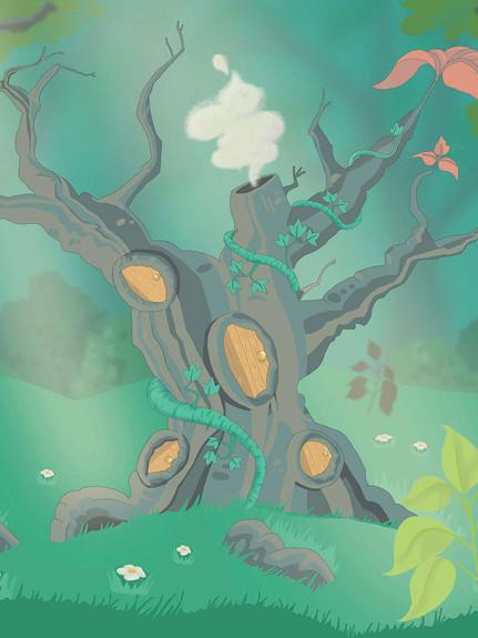 Peter and the Hangman's tree