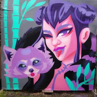 Festivals & other murals