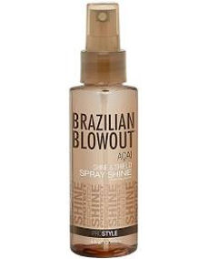 Brazilian Blowout Shine & Shield Spray.j