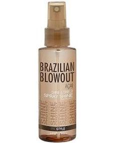 Brazilian Blowout Shine & Shield Spray.j