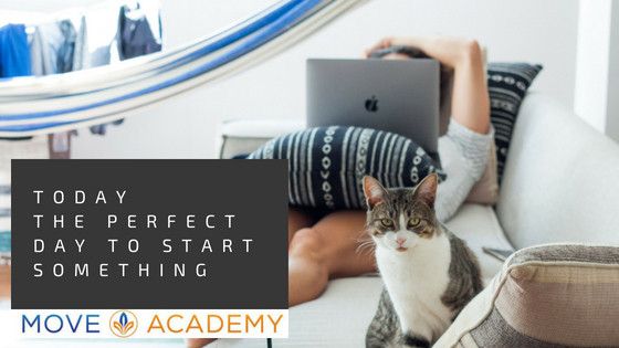 Move Academy Perfect Day to start