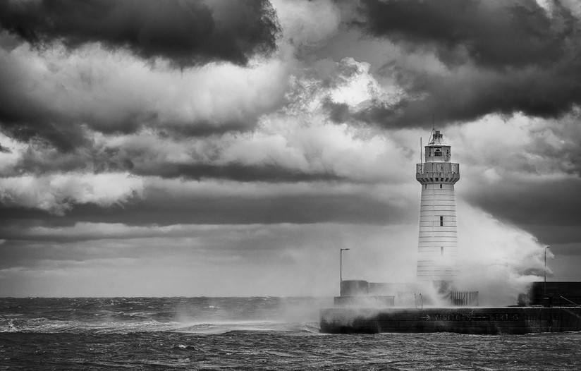 MONO - Weathered by Jonny Andrews (13 marks)