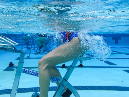 Aqua Cycling a Cool Trend for Fitness and Rehabilitation