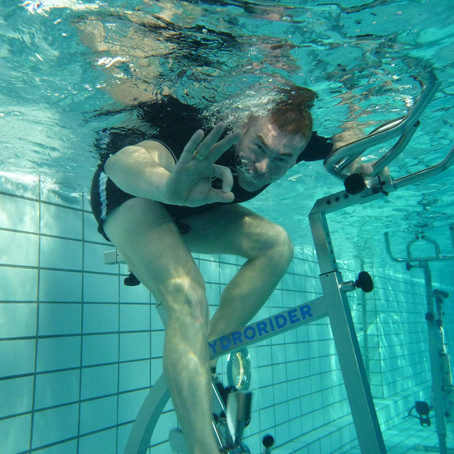 How Can Aqua-Exercises Help You Slim?