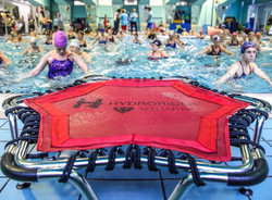 aquatic trampoline
