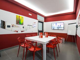 sala riunioni per 10 persone, hotel vicino stazione salerno
