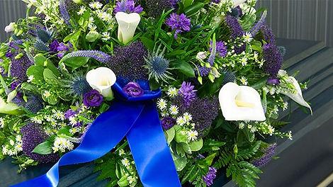 decorazioni funerali a minturno, agenzia carrella
