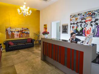 reception h24 hotel bruman salerno