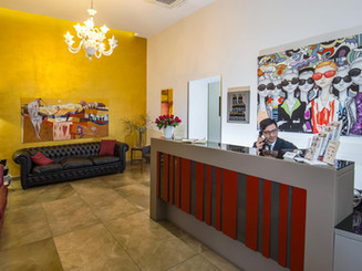 reception h24 hotel bruman salerno