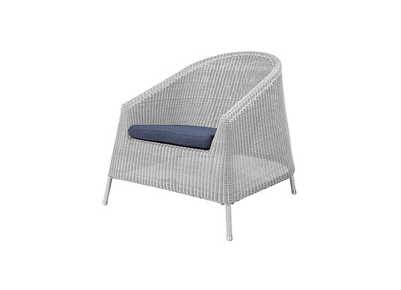Kingston lounge chair, stackable (5450)