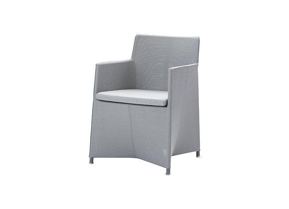 Diamond chair, Tex & Cane-line Natté (8401)