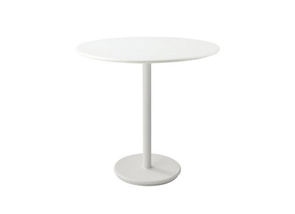 Go café table base (5042) w/dia. 80 cm table top (P065)