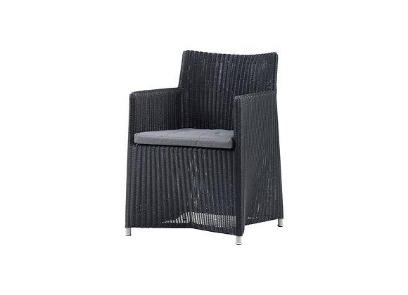 Diamond chair, Weave (8401)