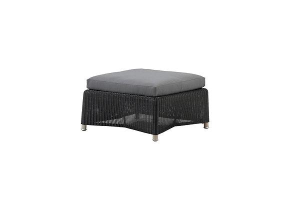 Diamond footstool, Weave (8302)