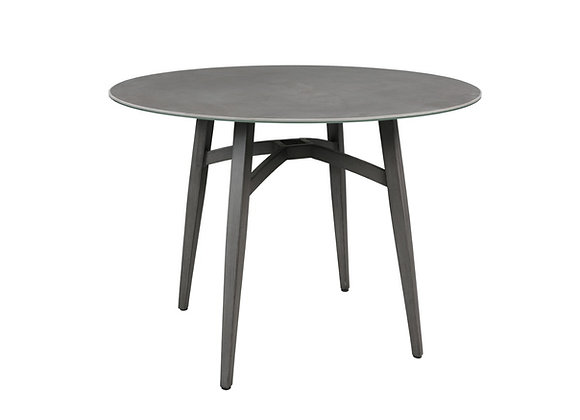 Gramercy Ceramic 40″ Round Dining Table