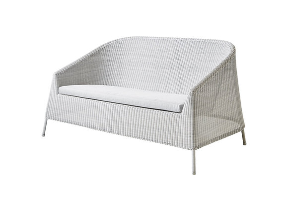Kingston 2-seater sofa, stackable (5550)