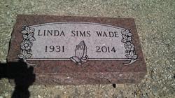 Wade, Linda Sims