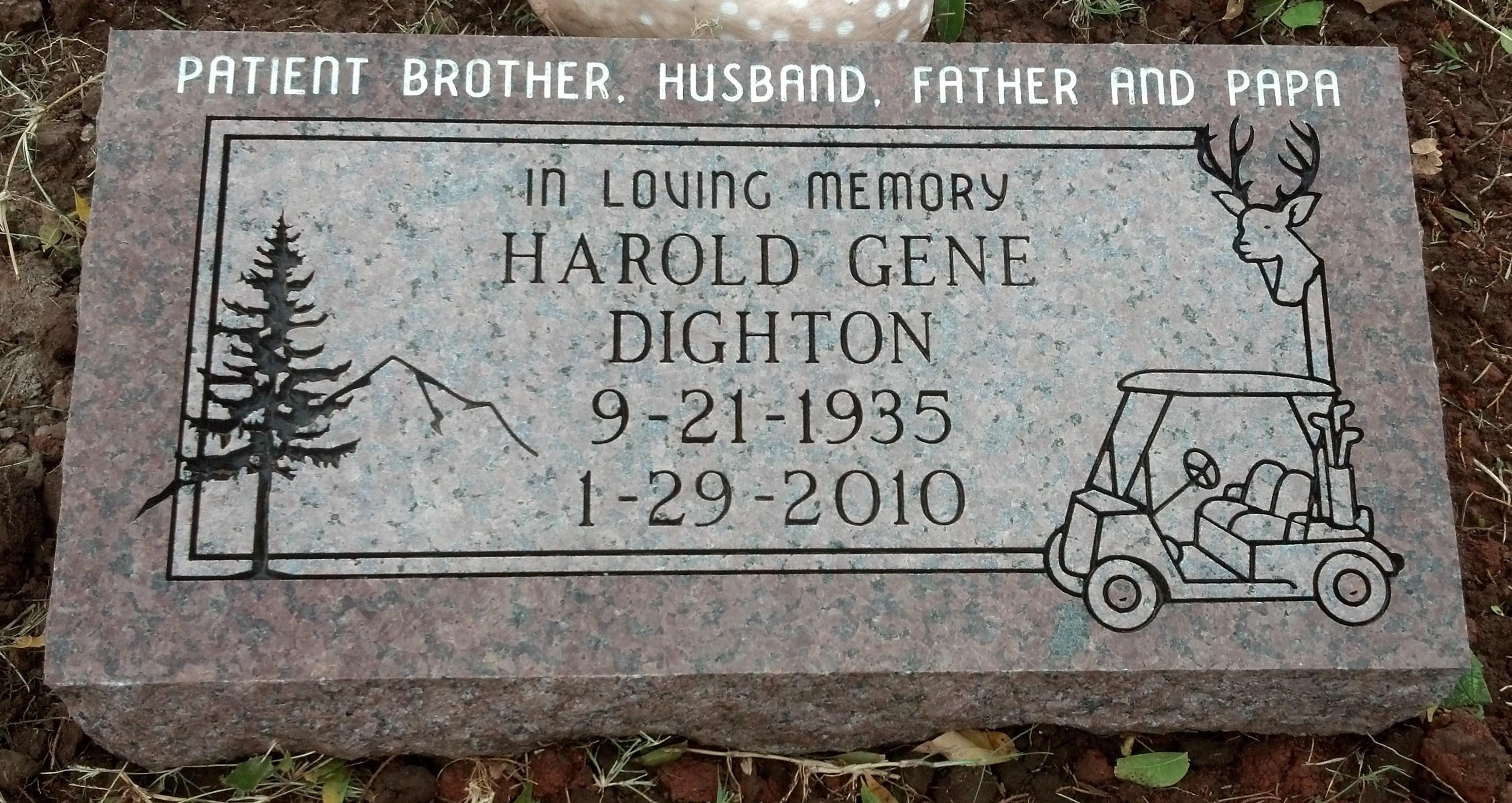 Dighton, Harold