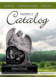 Beautiful Headstone and Monument Designs