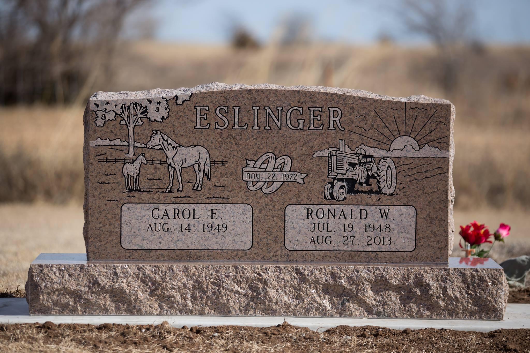 Harper Cemetery - Harper, Kansas