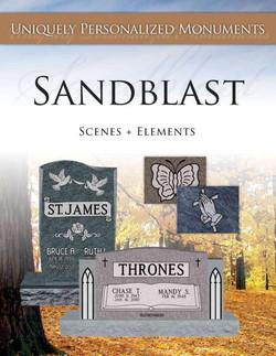 Sandblast Designs Catalog