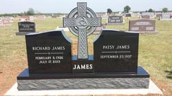 James, Richard and Patsy front