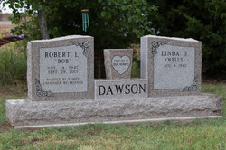 Autumn Rose Granite Headstone