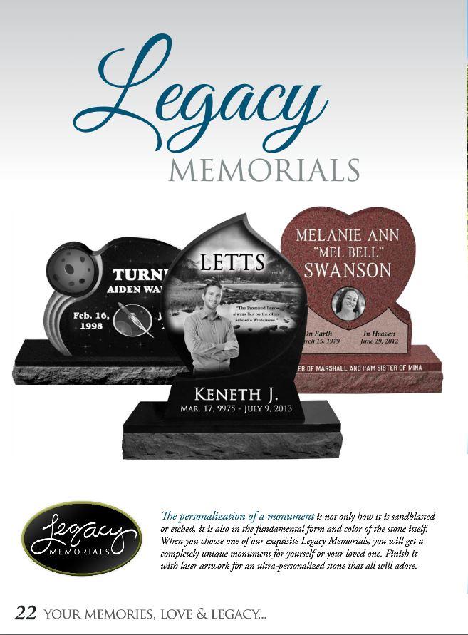 Timeless Memorial Designs