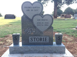 Beautiful Heart Cemetery Monument