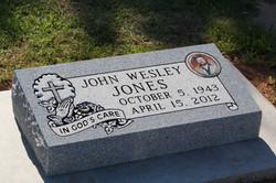 John Wesley Jones