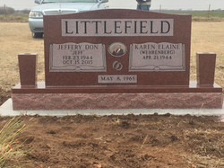 Forest Home Cemetery - Loyal, OK