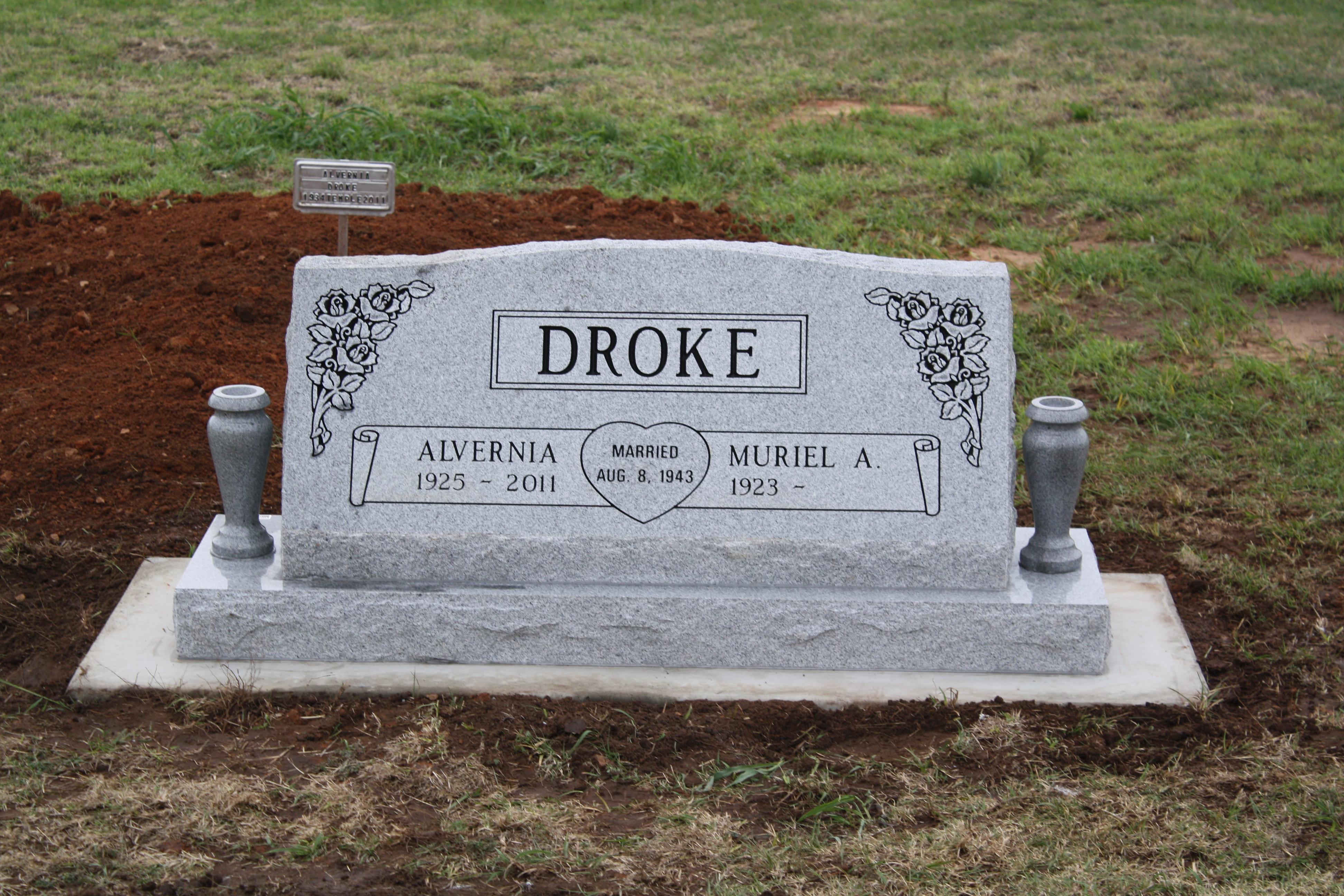 Parvin Cemetery - Okeene, OK